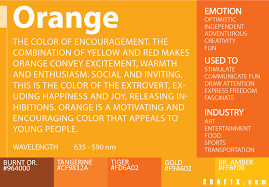 best orange color code color meaning and psychology of red blue green yellow orange
