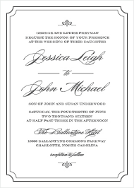 traditional wedding invitations wedding invitations match your color style free