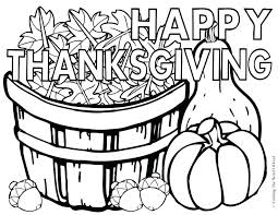 thanksgiving pictures printable coloring page docclub info