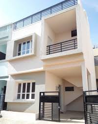 great bungalore duplex home design hannur road part of home