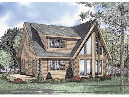 A Frame Plans Sparwood Contemporary Home Plan 073d 0049 House Plans And More