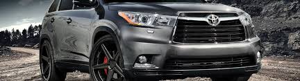 2013 toyota highlander limited accessories 2015 toyota highlander accessories parts at carid com