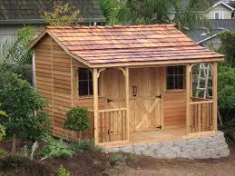 ranchouse sheds prefab cottage kits plans u0026 designs cedarshed usa