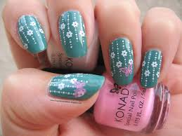 erica u0027s nails and more notd daphne stamping nail art