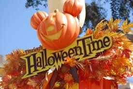 halloween at disneyland halloween time sign at disney mizwrite com