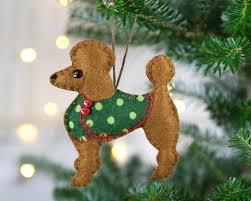 felt ornaments puffin patchwork