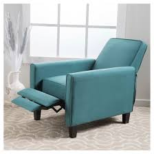 darvis fabric recliner club chair christopher knight home target