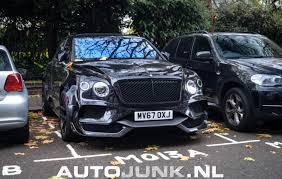 bentley onyx gtx onyx bentayga foto u0027s autojunk nl 208765