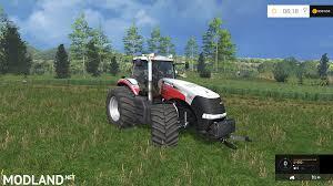 case ih magnum cvx 380 v 3 0 mod for farming simulator 2015 15