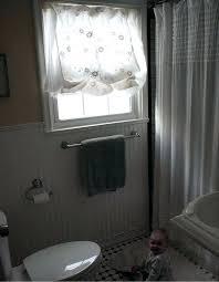 Ideas For Bathroom Window Treatments Small Bathroom Window Curtains Large Size Of Window Living Room