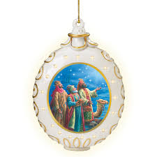nativity illuminated ornaments your 1st one is free the