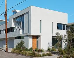 what is a duplex house a minimalist duplex in venice california dwell