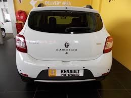 renault sandero stepway 2015 2015 renault sandero selling at r 149 900 renault northcliff