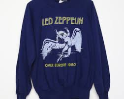led zeppelin sweater led zeppelin sweater etsy