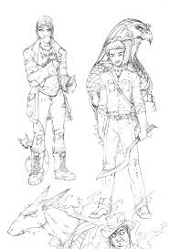 demonpuppy u0027s wicked awesome art blog the red pyramid sketches