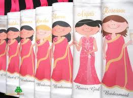 what of gifts to give at a bridal shower indian bridesmaid gift idea sari langa wedding gifts