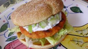 buffalo chicken burgers with blue cheese dressing recipe