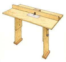 making a router table free plan how to build a simple router table finewoodworking