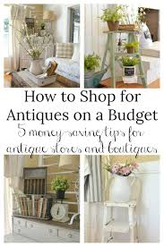 affordable furniture stores to save money how to shop for antiques on a budget