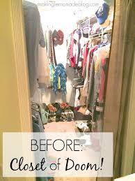 6 secrets for closet organization tips u0026 tricks making lemonade