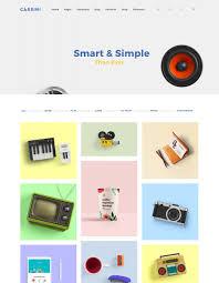 Elements Home Design Portfolio Cassini U2013 Smart Portfolio And Shop Wordpress Theme