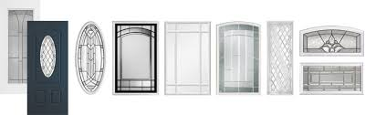 Exterior Door Window Inserts White Exterior Doors With Glass Black Door With Oval Glass Panel