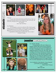 how to make a senior yearbook ad 29 images of yearbook dedication page template free eucotech