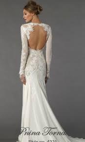 pnina tornai 4331 3 000 size 10 sample wedding dresses