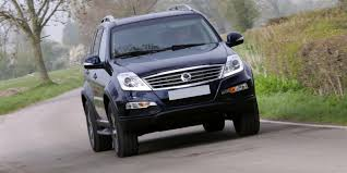 ssangyong rexton w review carwow