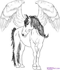 realistic winged unicorn coloring pages special offers