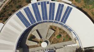 foster in med solar bipv pilot project in beirut lebanon youtube