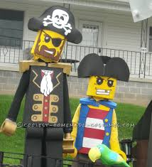 Lego Chima Halloween Costumes Cool Lego Pirate Costumes Aargh Difficult