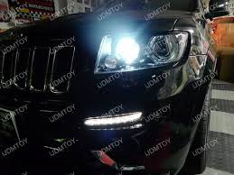 What Are Drl Lights Super Bright Led Daytime Running Lights For Lexus Acura Honda Toyota