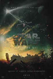 star wars episode vii u0027 fan posters good true