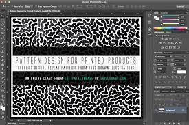 how to take an online class pattern design patterns for printed textiles and products