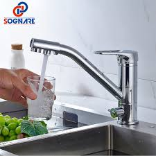 Kitchen Faucet Water Filter by Compare Prices On Faucet Mounted Water Filter Online Shopping Buy