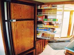 Free Standing Wooden Shelving Plans by The Better Free Standing Kitchen Pantry For Your Kitchen Improvements