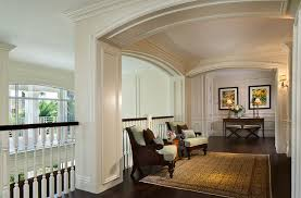 Private Residence In British Colonial Style Traditional Entry - Colonial style interior design