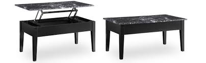 Coffee Table Lift Top Dorel Living Faux Marble Lift Top Storage Coffee Table