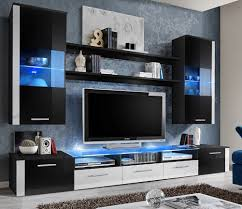 Tv Units Amazon Com Fresh Modern Wall Unit Entertainment Centre