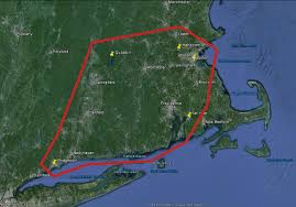 Boston On Map by The Survivor 2299 Speculation And Hype Megathread Part 8 Fallout