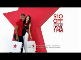 macy s saturday sale tv commercial