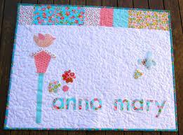 birdhouse quilt pattern baby girl quilt pattern pdf appliqué quilt pattern birdhouse