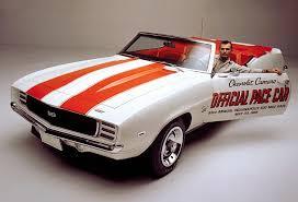 69 camaro pace car 1967 1969 chevrolet camaro