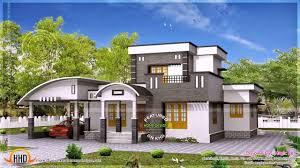 Modern Home Plans In Kerala Modern House Plans In Kerala With Photo Gallery Youtube