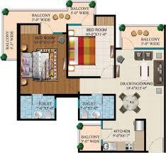 1200 sq ft 2 bhk 2t apartment for sale in divyansh arc angels raj