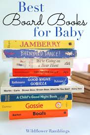 best baby books the best board books for baby wildflower ramblings