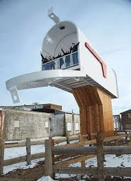 Biggest Chair In The World Big Things In A Tiny Town Would You Like To Try Out The