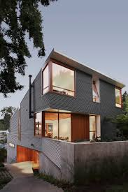 Single Family Home by Compact Single Family Home In Seattle With Sustainable Features