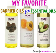 essential oils for hair growth and thickness my favorite carrier oils for essential oils beautymunsta
